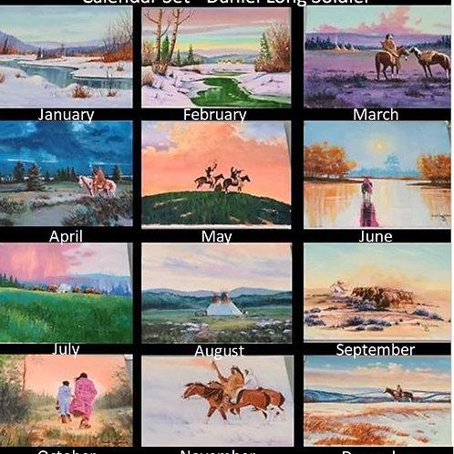 The Calendar - Daniel Long Soldier