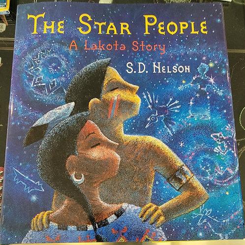 The Star People  - A Lakota Story  - S.P. Nelson