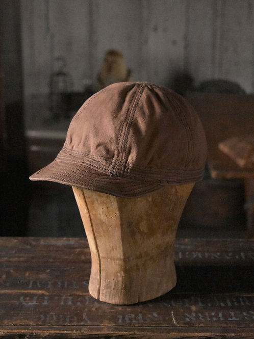 "Work cap ""Hungary brown"""