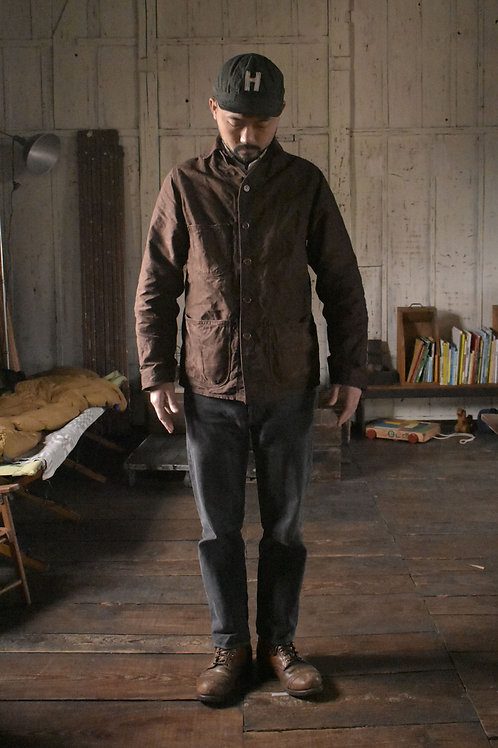 "Coverall jacket ""001"""