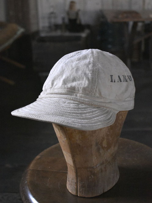 "10oz denim cap ""702"""