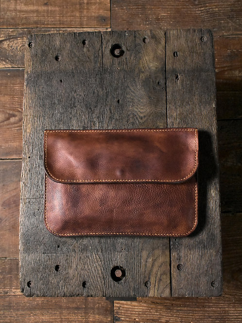 "Leather Pouch ""607"""