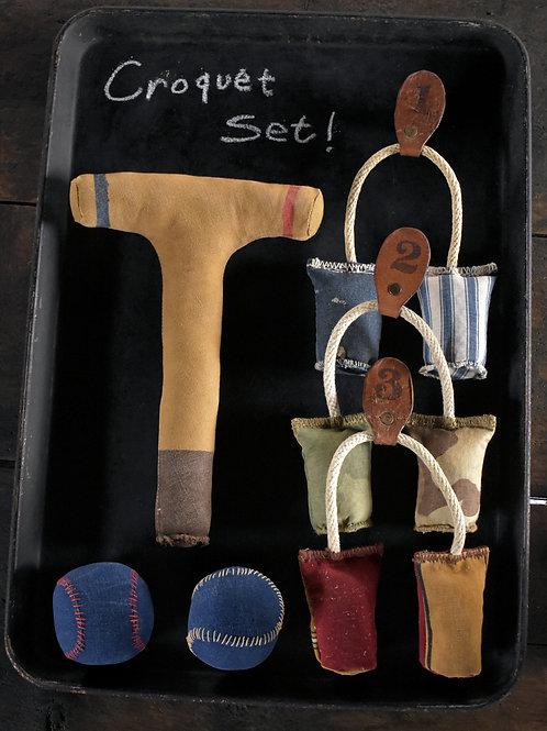 "Croquet set ""2"""