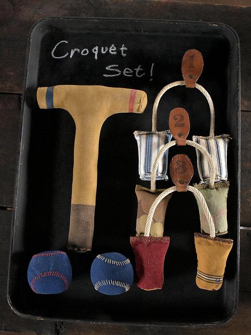 "Croquet set ""1"""