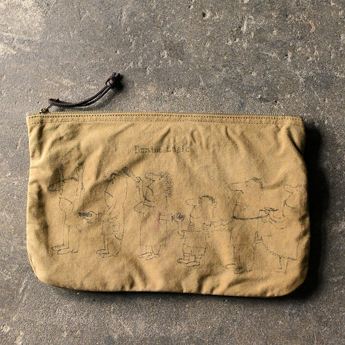 """Tool Pouch """"Domino Logic 1 """""""