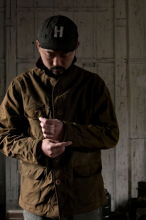 "Coverall jacket ""006"""