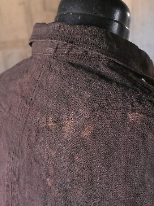 French Linen Coat