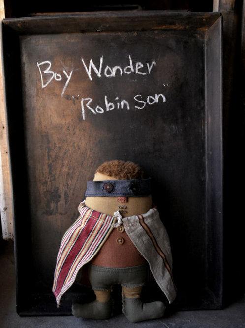 """Wonder Boy """"ROBINSON"""""""