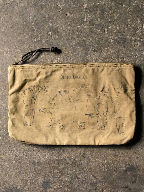 """Tool Pouch """"Domino Logic 2"""""""