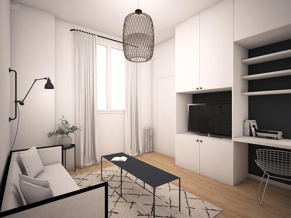 Yanna Williams architecte d'intérieur Paris rénovation décoration appartement luxe chantier travaux home staging JP Laurens