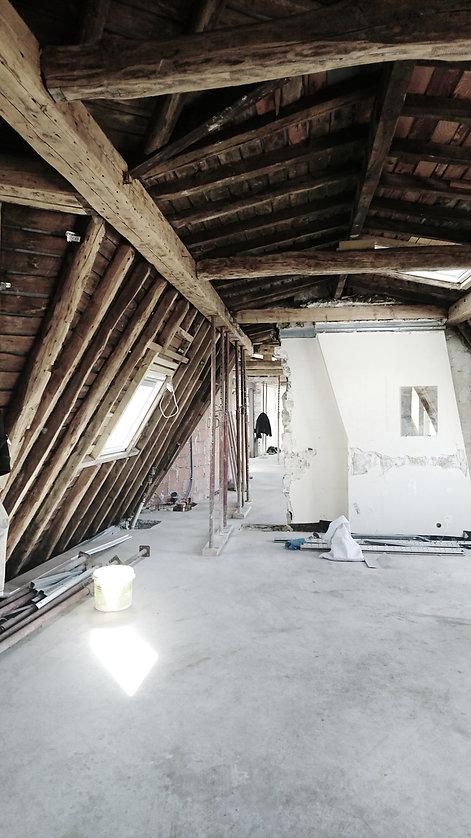 Yanna Williams architecte d'intérieur Paris rénovation décoration appartement luxe chantier travaux home staging wagram
