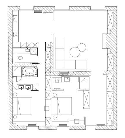 Yanna Williams architecte d'intérieur Paris rénovation décoration appartement luxe chantier travaux home staging Place Vendôme