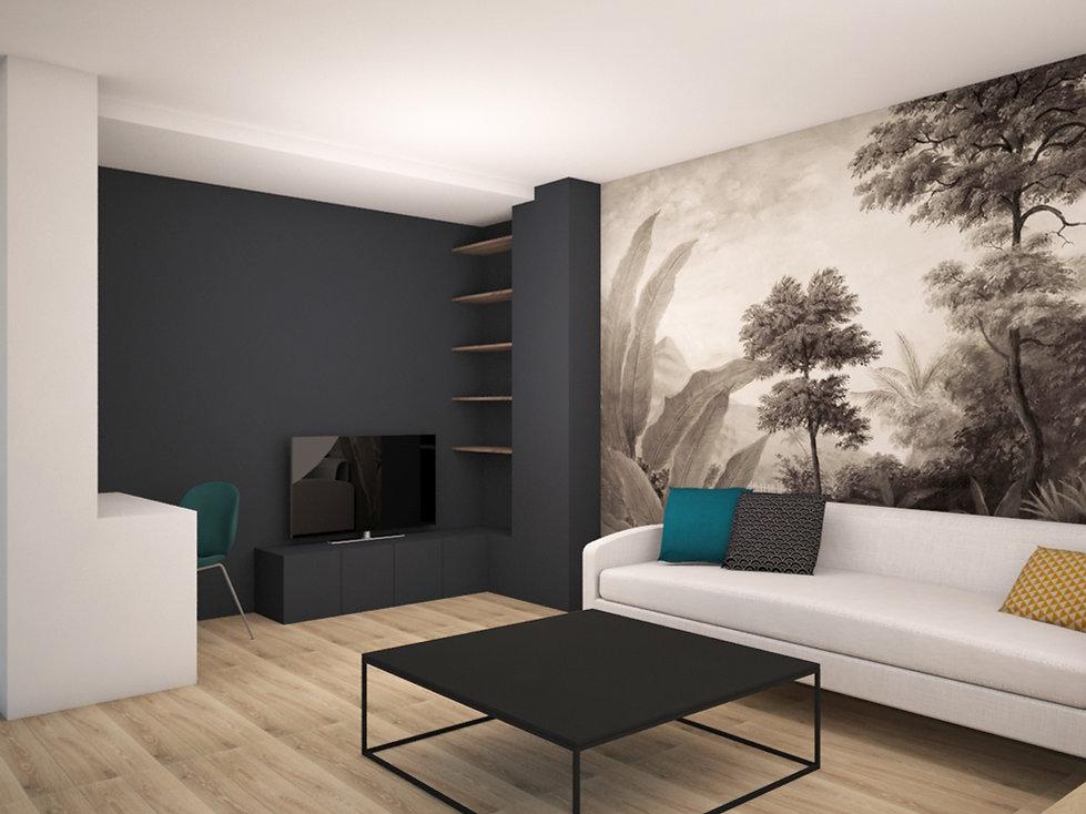 Yanna Williams architecte d'intérieur Paris rénovation décoration appartement luxe chantier travaux home staging Gutenberg