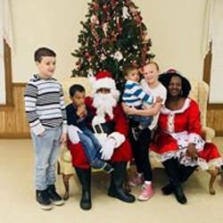 Visit with Santa 2017 10