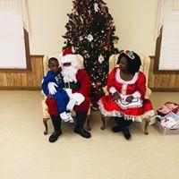 Visit with Santa 2017 06