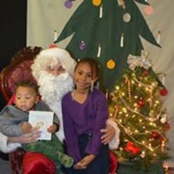 2014 Visit with  santa 08