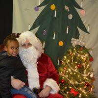 2014 Visit with  santa 11