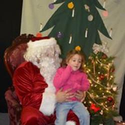 2014 Visit with  santa 19