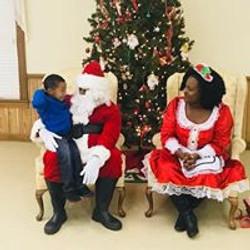 Visit with Santa 2017 03