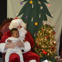 2014 Visit with  santa 18