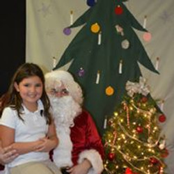 2014 Visit with  santa 06