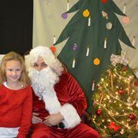 2014 Visit with  santa 12