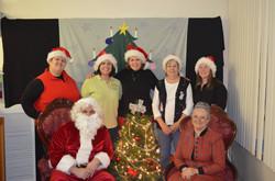 2014 Visit with  santa 01
