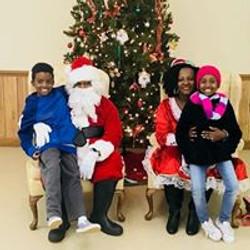 Visit with Santa 2017 02