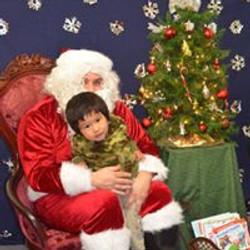 2015 Visit with Santa 21