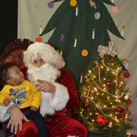 2014 Visit with  santa 09