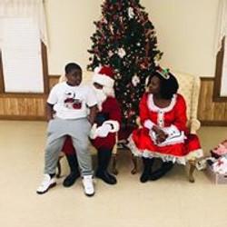 Visit with Santa 2017 08