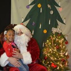 2014 Visit with  santa 07