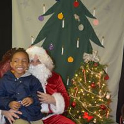 2014 Visit with  santa 17