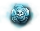 Winter Ember Skull