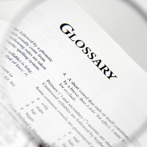 Glossary of Betting Terms