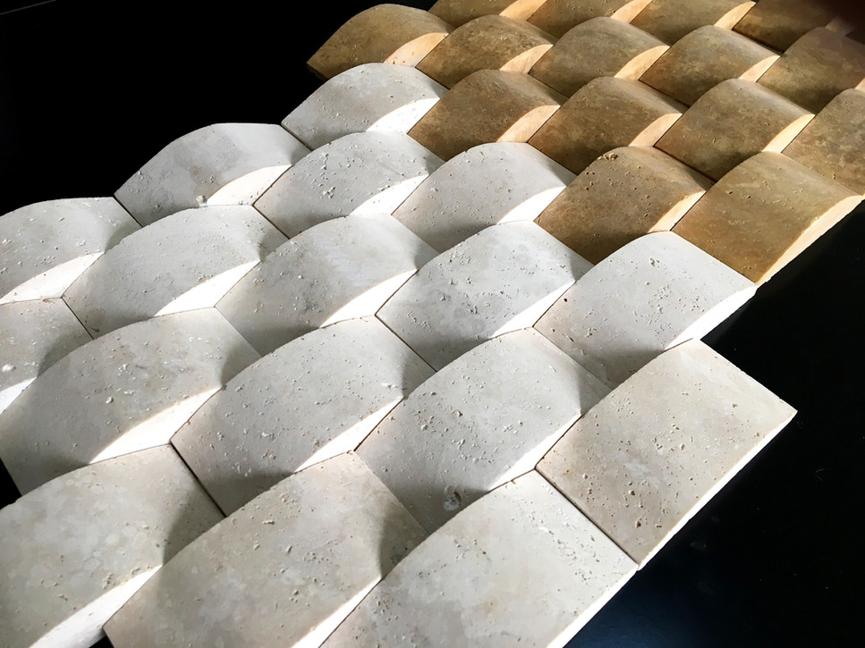 Wavy Mosaic