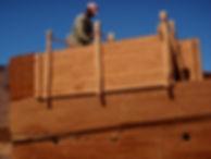 bioclimatic houses draa valley morocco marokko