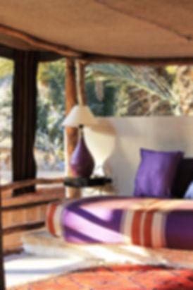 Lodge du Maroc Grand confort dans la Vallée du Draa