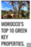 2019 Ecolodge Maroc Bab el Oued Label Clef Verte