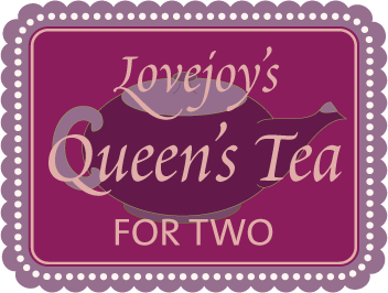 Queen's Tea For Two $62.95+ 9.25% tax