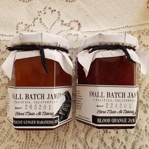 SMALL BATCH JAMS!