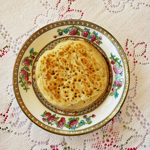 Crumpets - 6 pack