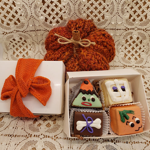 Petits Fours - a box of 4