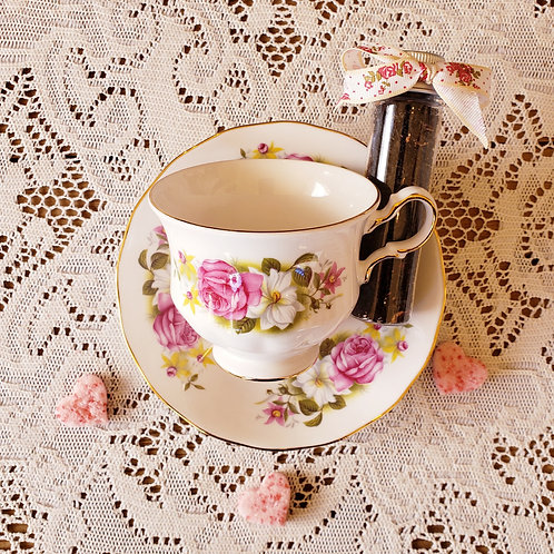 TEA CUP & TEA FOR THEE