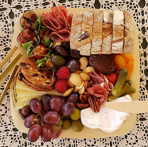 PICNIC PLATE FOR TWO