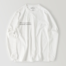 Photo Long T-shirt (dreamer)