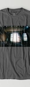 Photo Long T-shirt (god printed on film)