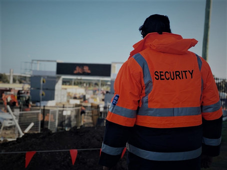 Asset Protection Officers #construction #securityservices #CPS #professional #approch #focused team