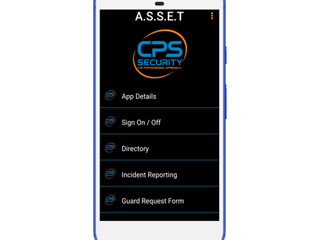 A.S.S.E.T - WORLD CLASS TECHNOLOGY BY CPS SECURITY