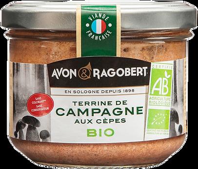 AVON--RAGOBERT-Terrine-Campagne-aux-Cpes